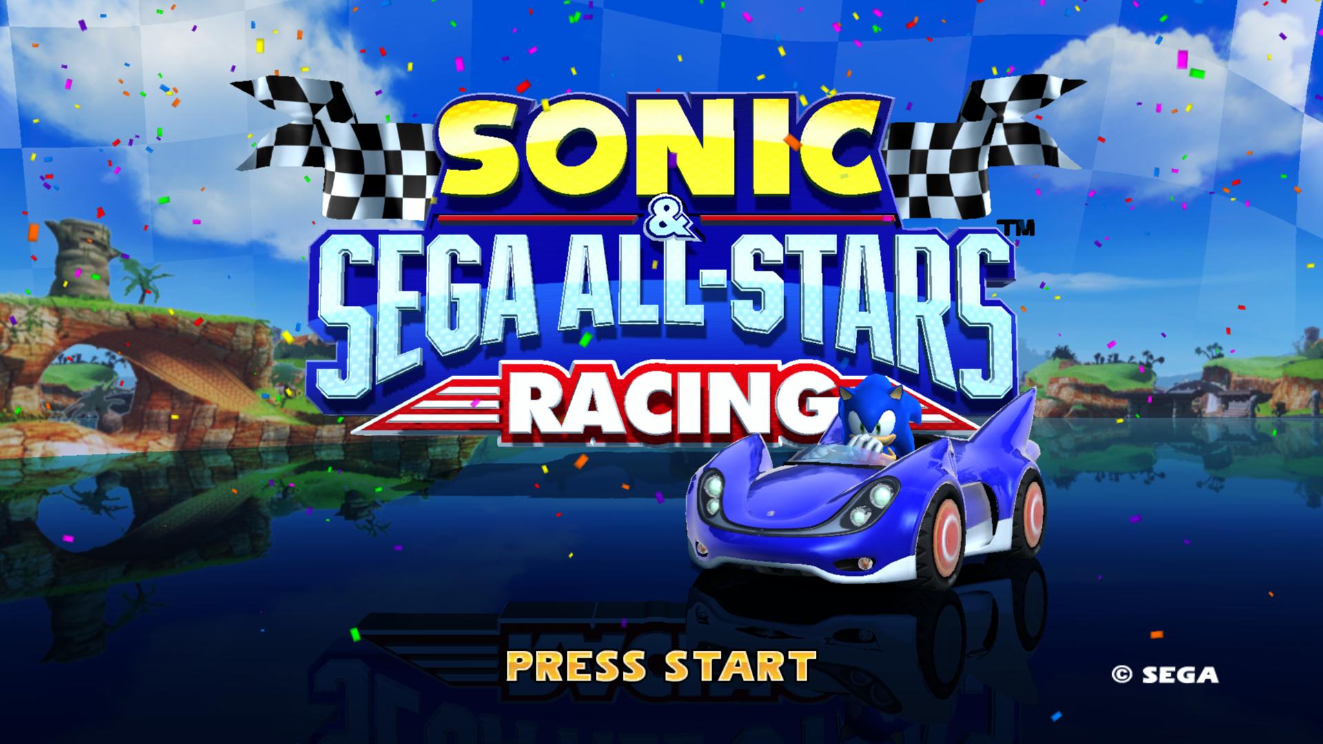 free download sonic sega all stars racing game pc