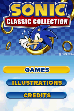 Sonic Classic Collection Title.png