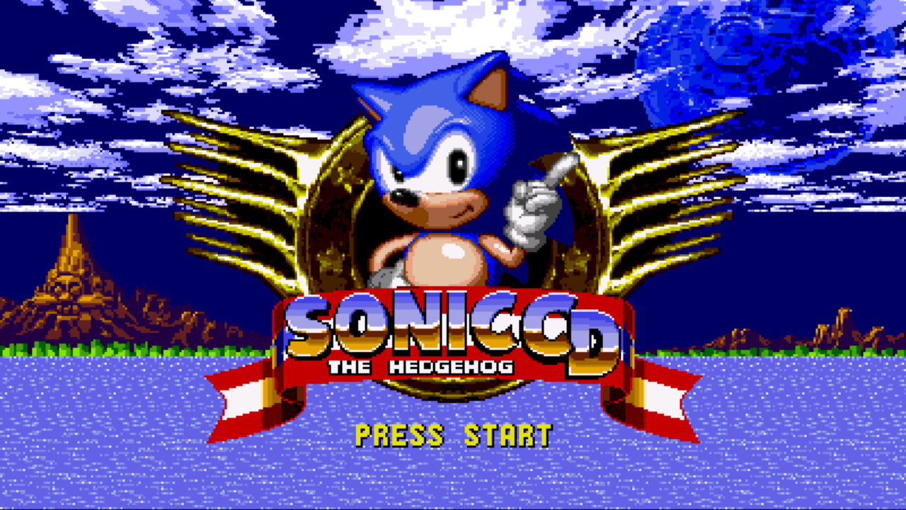 Sonic the Hedgehog CD (2011)