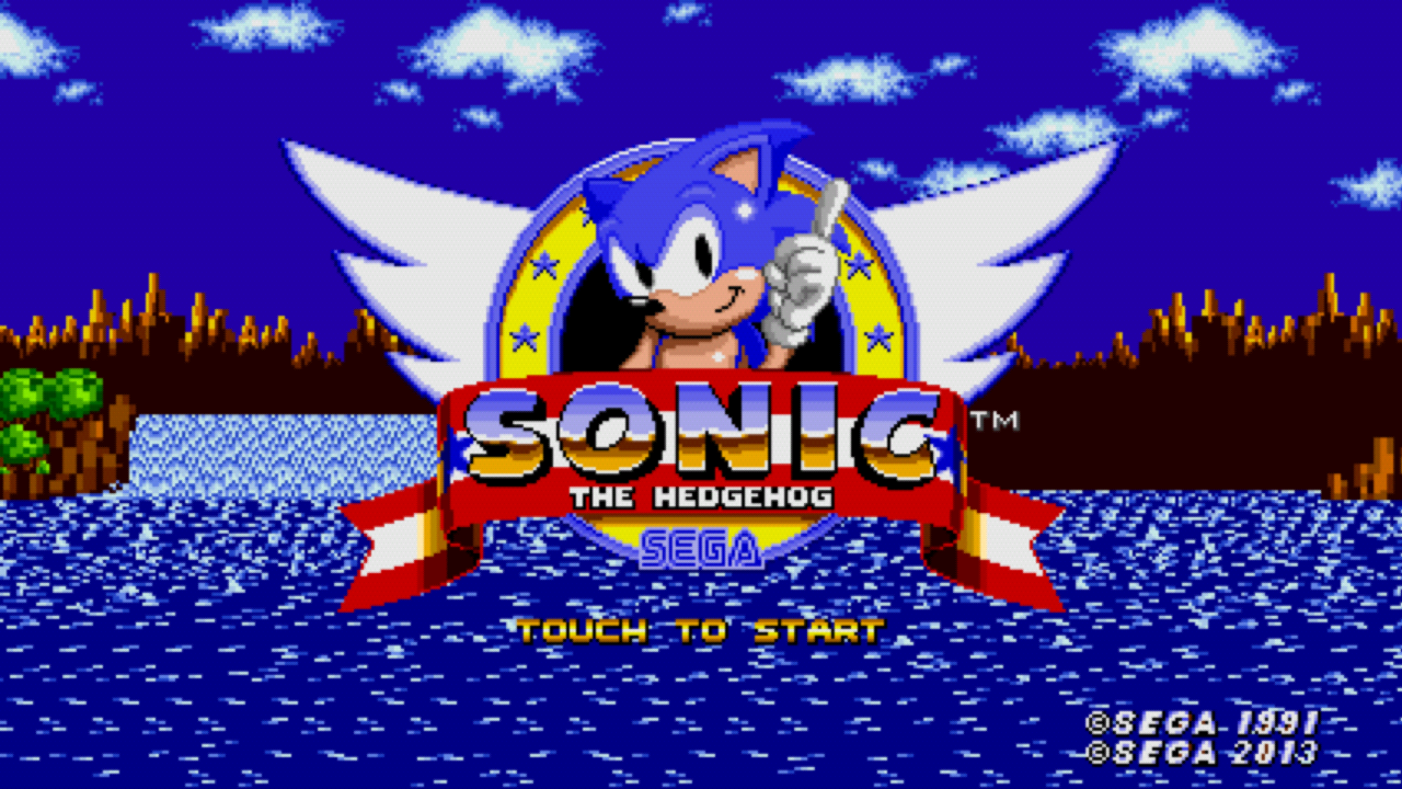 Sonic the Hedgehog (2013 game)