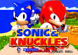 SonicandKnuckles MD Title JP.png