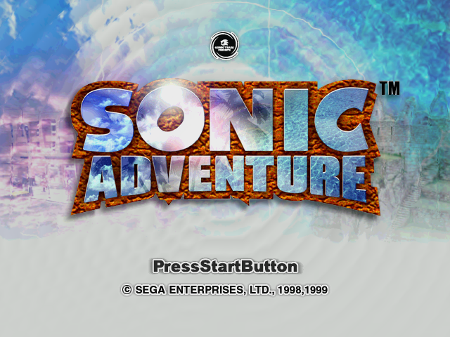 File:Sonic Adventure title.png