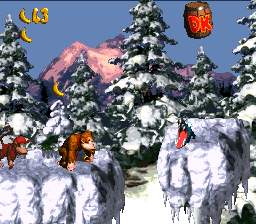 DonkeyKongCountry SNES Snow.png