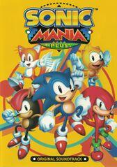SonicManiaPlus OST Front.jpg
