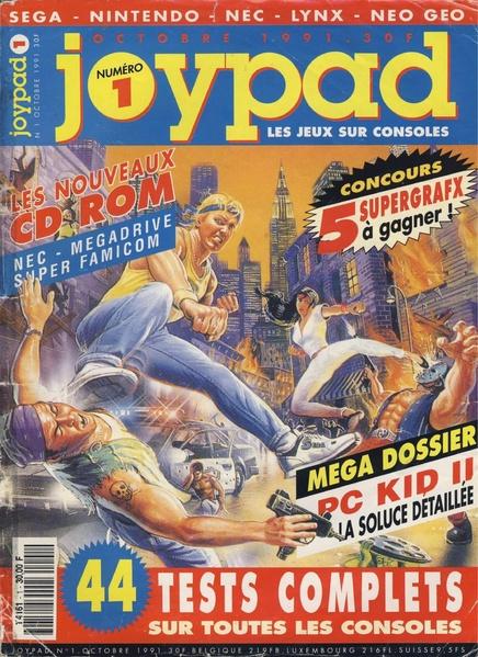 File:Joypad FR 001 pdf - Sega Retro