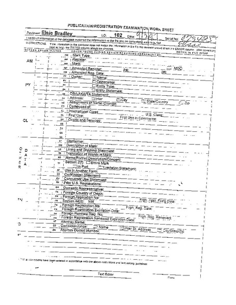 File:Trademark CodeScape Reg Nº 2107854 Unclassified Documents Published on February 21, 2007 by the United States Patent and Trademark Office.pdf