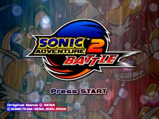 SonicAdventure2Battle title.png