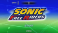 Sonic Free Riders Title.png