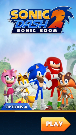 sonic 2 android apk full