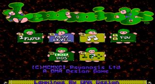 Lemmings IBMPC EGA Title.png