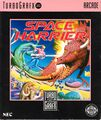 SpaceHarrier TG16 US Box Front.jpg