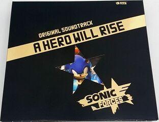 SonicForcesOSTAHWR CD JP front.jpg