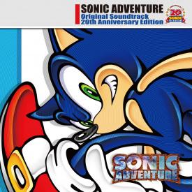 ba325b60e259f Sonic Adventure Original Soundtrack 20th Anniversary Edition - Sonic ...