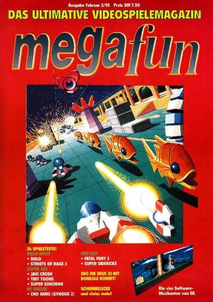 File:MegaFun DE 1993-02.pdf