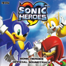 Sonic Heroes Official Soundtrack - Sonic Retro