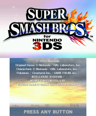 Super Smash Bros 3DS title screen.png